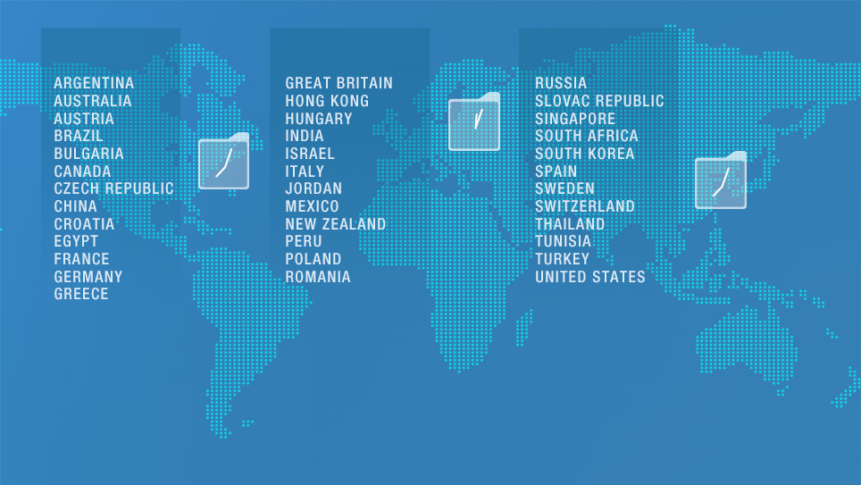 Contacts worldwide Harro Höfliger sites facilities representations