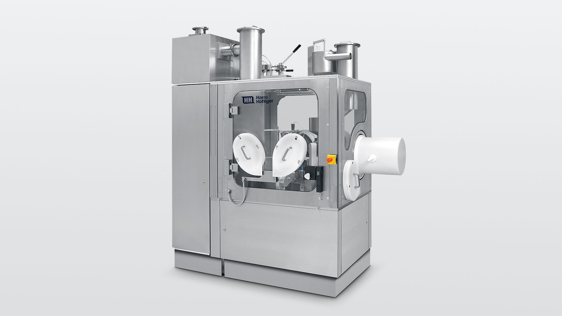 Capsule filling machines Modu-C LS with MABS Containment